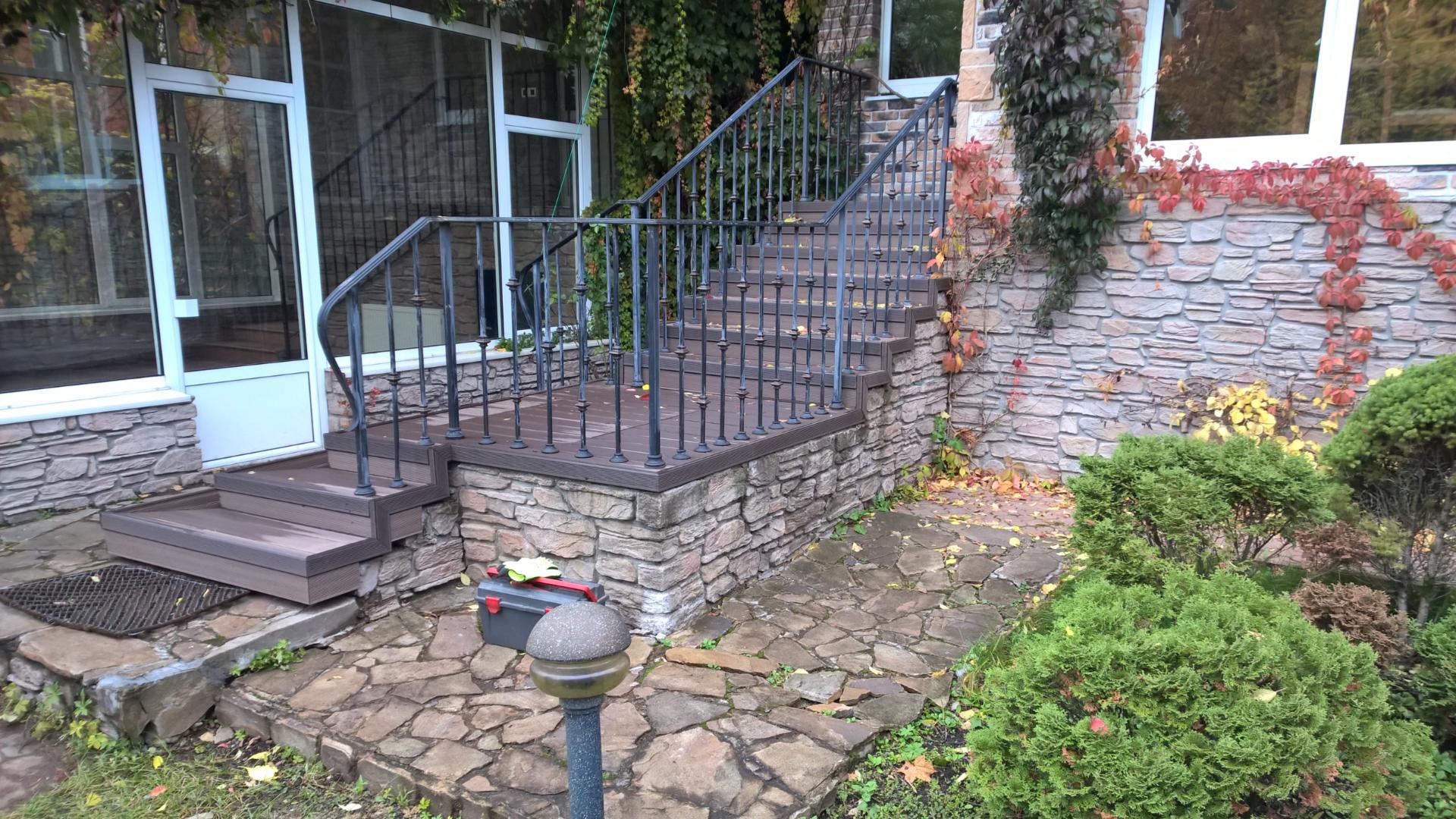 Объект «Раздоры» — Лестницы